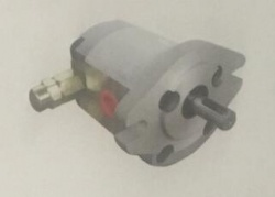 Gear pump with relief valve PR2-F8X2B