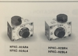 HDX pressure mechanical type flow valve HFKC-02AR4